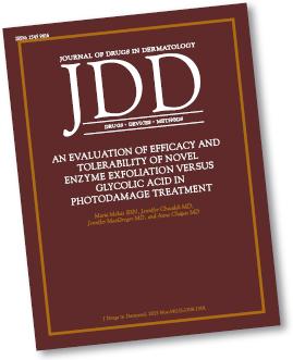 Journal of Drugs in Dermatology